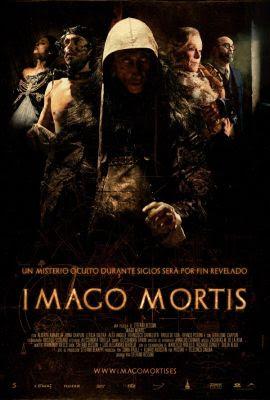 Filme Poster Imago mortis DVDRip RMVB Legendado
