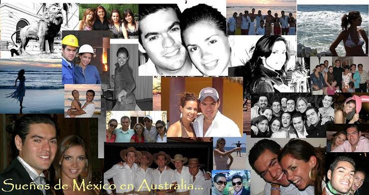 Sueños de México en Australia ...
