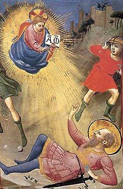 El santo de hoy...La conversión de San Pablo Conversi%C3%B3n