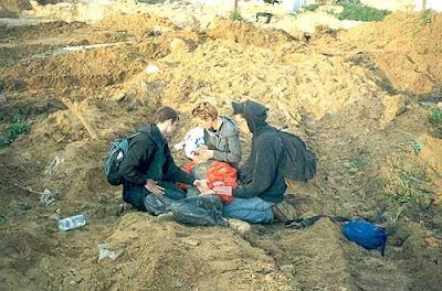 الجندي الإسرائيلي الذي راشيل كوري
