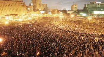 ثوار مصر الذين سيسقطون نظام الطاغية
