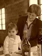 Coa abuela Elena