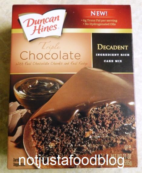 Duncan Hines Triple Chocolate Cake Mix Cupcakes What You Need