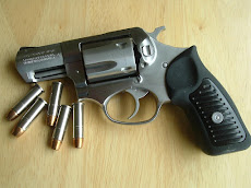 Ruger SP101 .357 Magnum