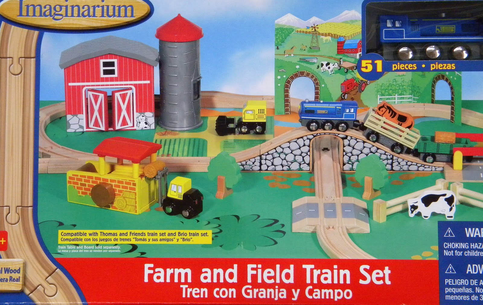 Minneapolis Virtual Garage Sale: Imaginarium Farm and Field Train ...