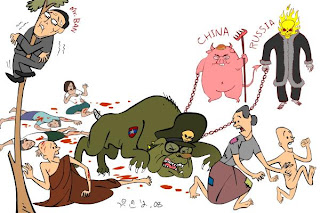 >Hell Hound at large – Burmese Junta on the lose !!!