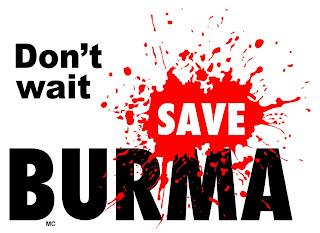 >Mr Creator – Don't Wait – Save Burma Now