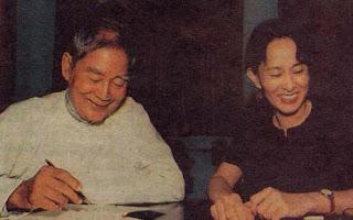 >Mya Kye Mon – Remembering U Kyi Maung of NLD