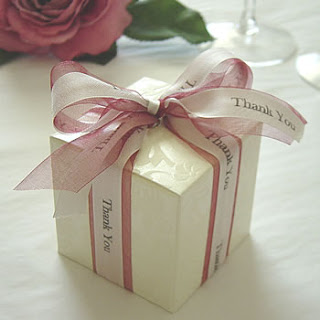 Wedding Gift Boxes