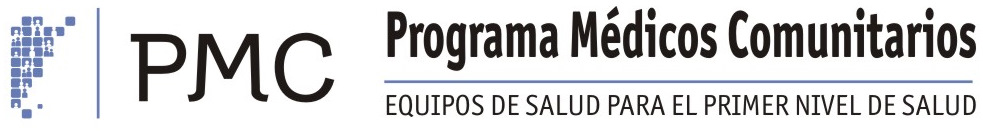 PROGRAMA MDICOS COMUNITARIOS