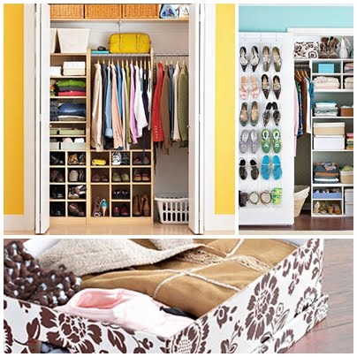 Closet Organizing | organizingmadefun.com