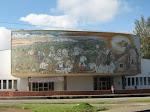 Mural Facultad Medicina