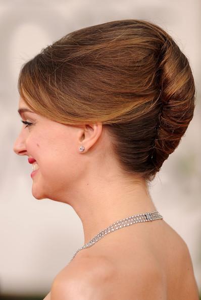 Natalie Portman Hair 2011