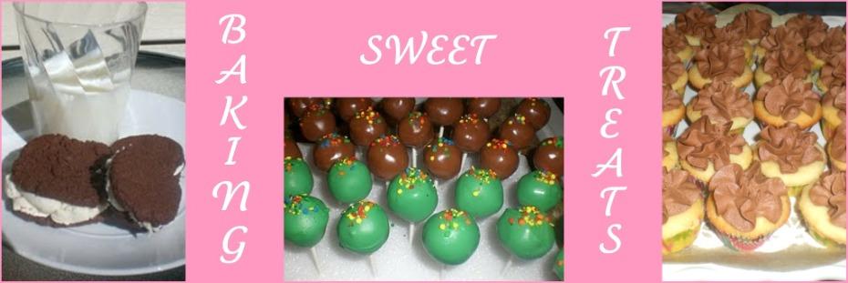 Baking Sweet Treats