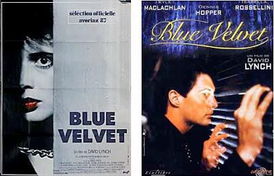 She wore blue velvet movie
