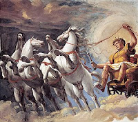greek myths apollo with his chariot - photo #21