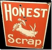 The Honesty Scrap Award