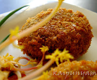 Mushroom Cutlet