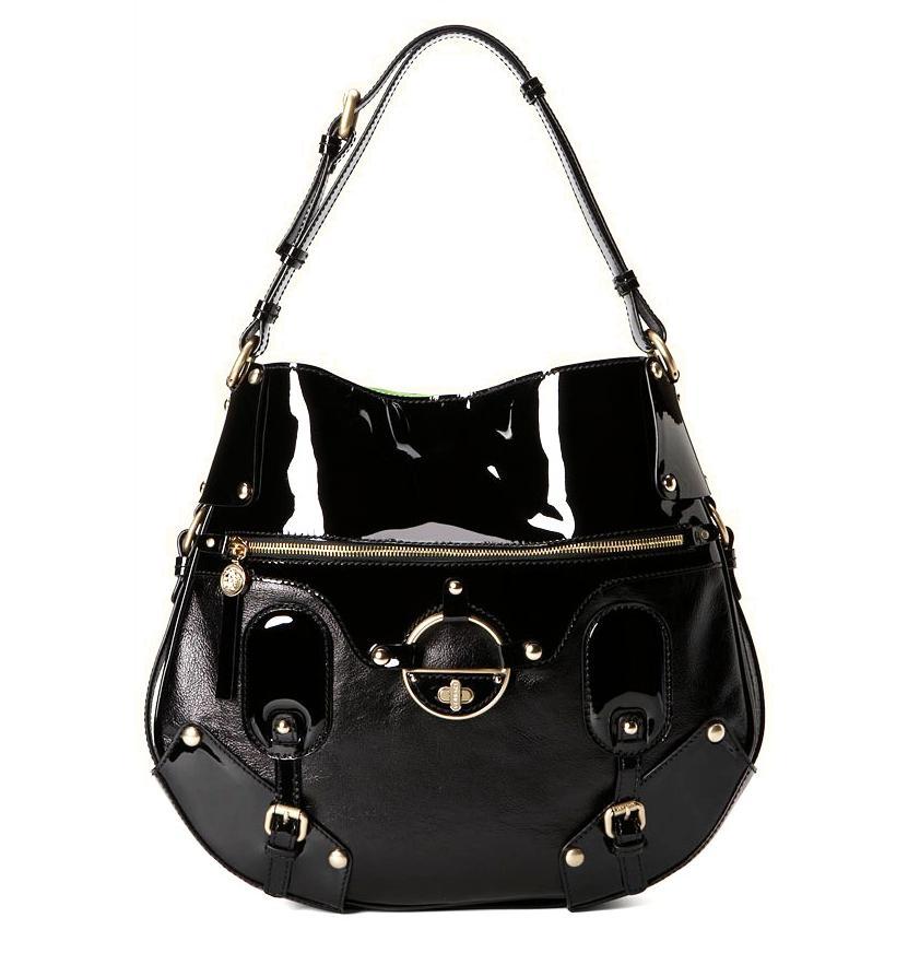 Versace Handbags Versace Giselle Lock Hobo