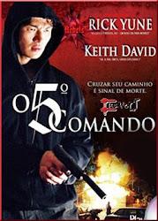 O 5º Comando Dublado Online