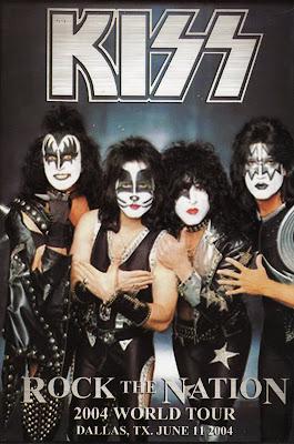 Kiss Rock The Nation Tour Bootleg