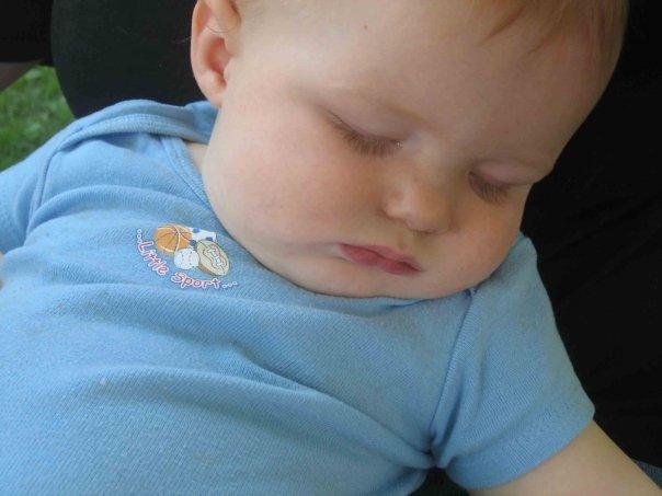 [baby+jay+asleep]