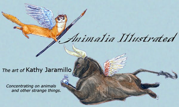 Animalia Illustrated
