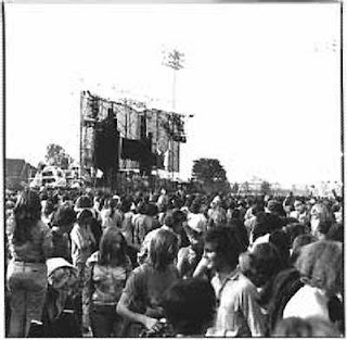 Wall of Sound - Dillon Stadium, July 31, 1974