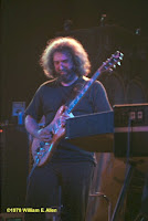 Jerry Garcia April 22, 1977