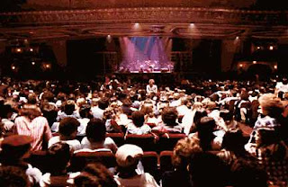 View from the crowd - Grateful Dead 01/20/79