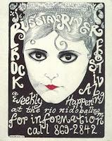 1967 Rio Nido Poster