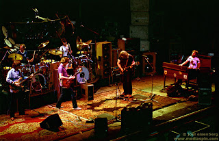 Grateful Dead March 29, 1983 Warfield