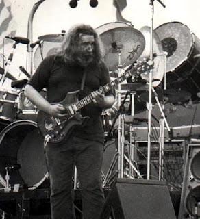 Jerry Garcia 1984
