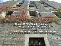 Barton Hall Cornell Univ
