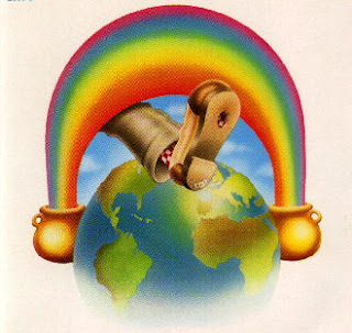 Grateful Dead Europe '72 LP cover