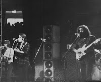 Grateful Dead March 24, 1973 by John Potenza