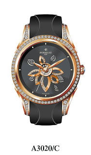 Perrelet Diamond Flower Watch
