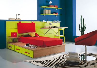 ّّ^^^غرف نوم كميله للاطفال ؛^^^ modern-kids-room-decor-idea-2-554x389.jpg