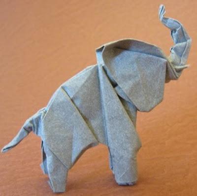Instructions origami diagram