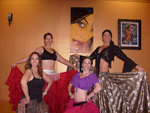 Flamenco ARabe workshop hollywood florida august 2008