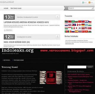 Indoleaks