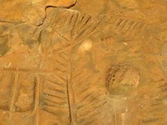 História Humana Preservada nas rochas.