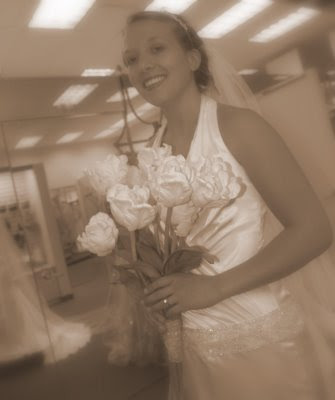Soft focus and sepia