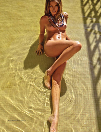 just good looking nude women