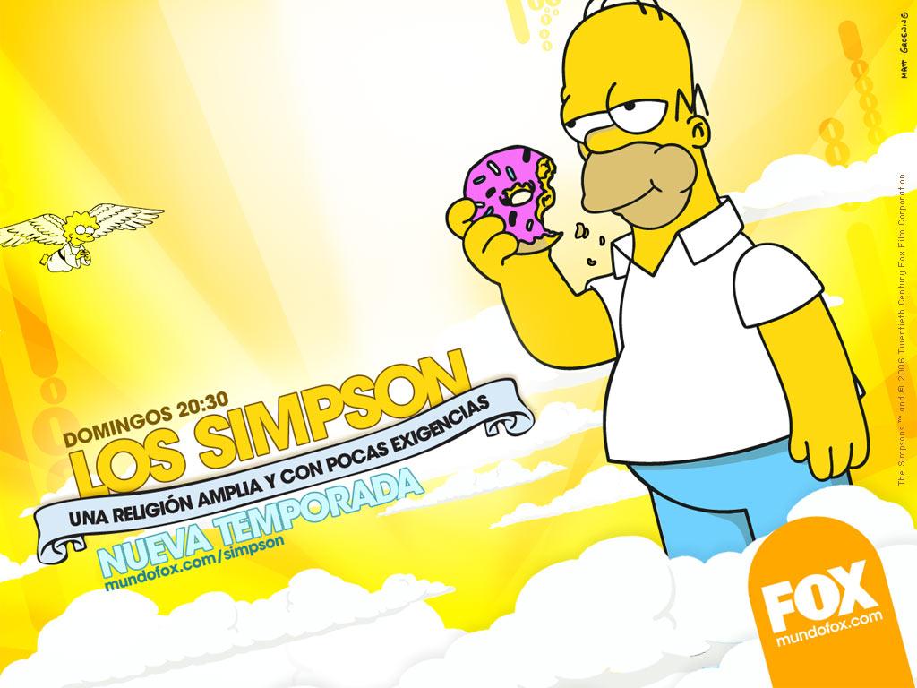 Simpsons Media