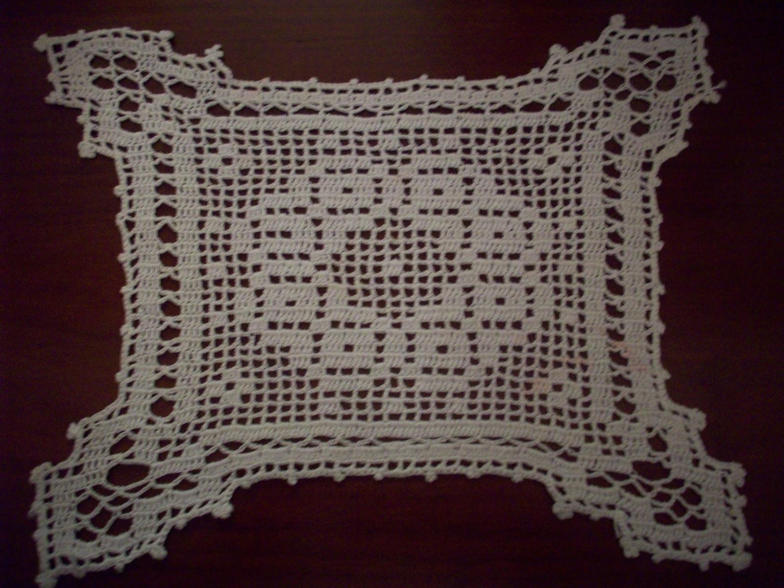 Tapete mesa camilla a crochet car interior design for Tapetes de crochet