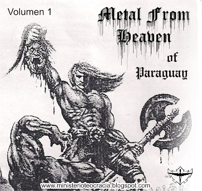 Metal from Heaven of Paraguay