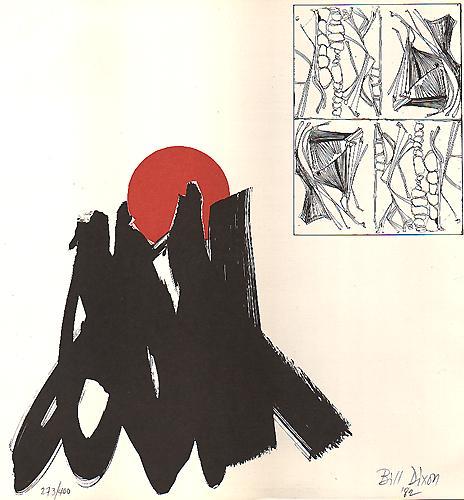 Bill Dixon 1982 Edizioni Ferrari