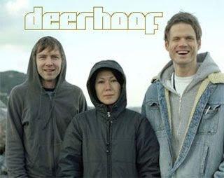 Deerhoof at UW Rathskeller (10/1) Free Show!