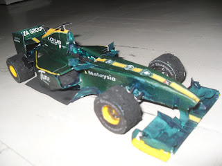 Lotus T127